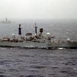 Views of HMS Coventry